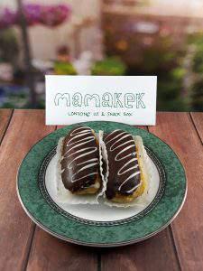 Pesan Snack Box - Kue Soes Coklat