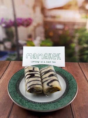Pesan Snack Box - Kue Enak - Dadar Gulung Coklat