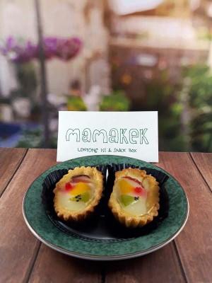 Pesan Snack Box - Kue Enak - Pie Buah Besar