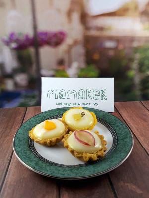 Pesan Snack Box - Kue Enak - Pie Buah Mini