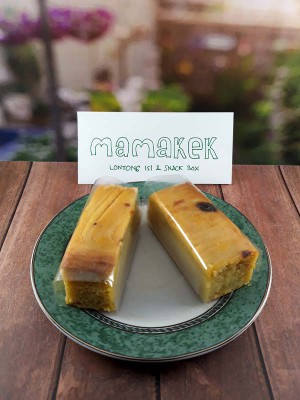 Pesan Snack Box - Kue Enak - Rol Tape